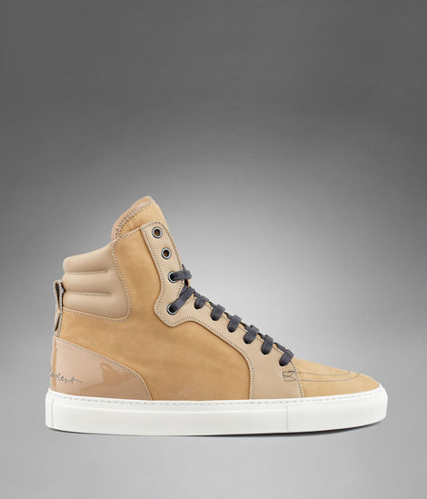 8a14af02b4 Yves Saint Laurent Malibu High-Top Sneakers | PROE BEATS BLOG