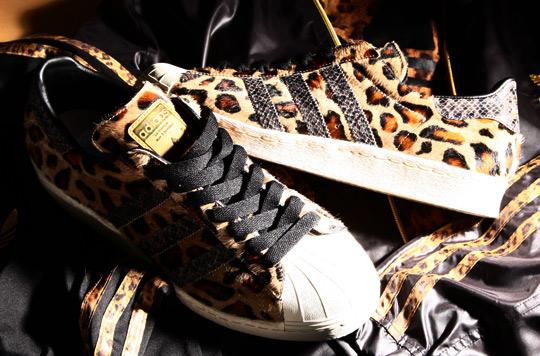 Kinetics × New Era Leopard Snapback / Adidas Originals