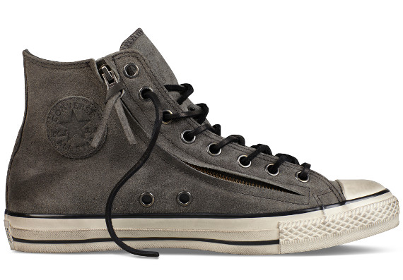 Converse Chuck Taylor Double Zip Burnished Suede Pack By