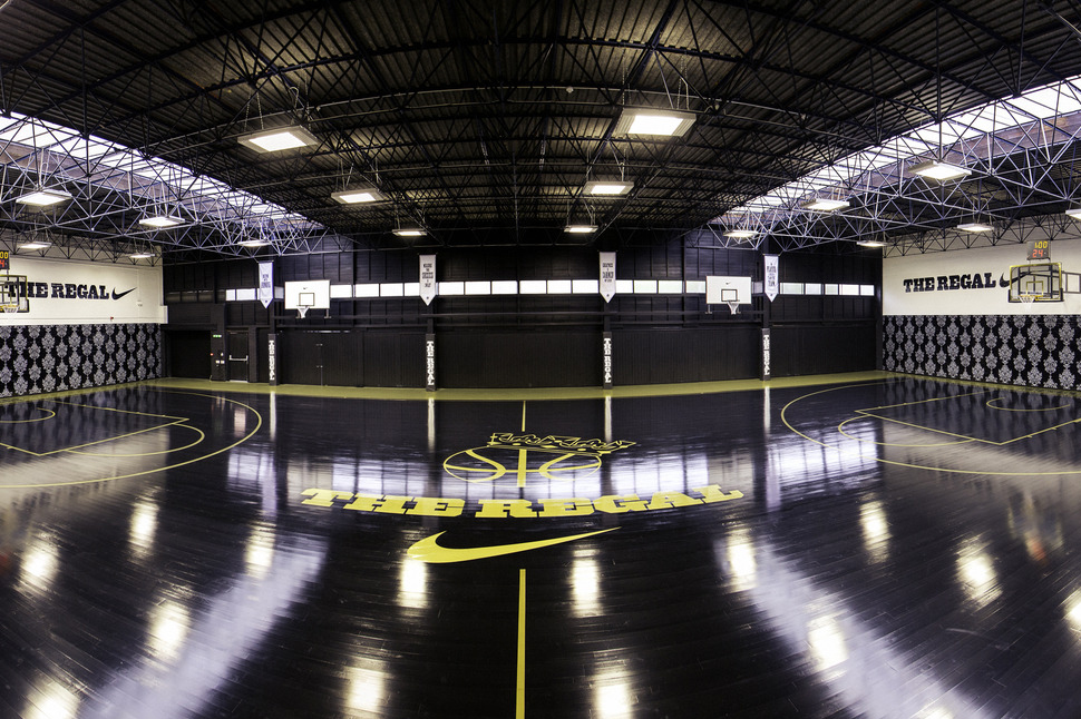Nike 'The Regal' Basketball Court | PROE BEATS BLOG