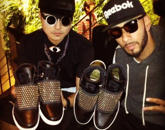 Swizz Beatz x Reebok – New Sneaker Design Preview  7089488d8a