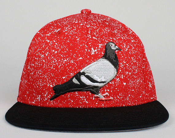 Staple-Speckle-pigeon-snapback-cap-01