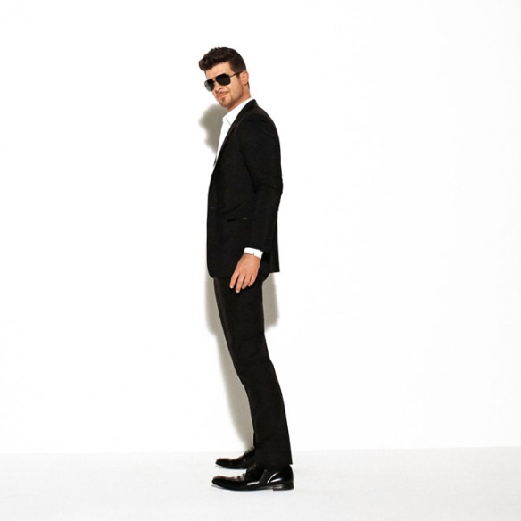 RADIOSHACK CORPORATION ROBIN THICKE