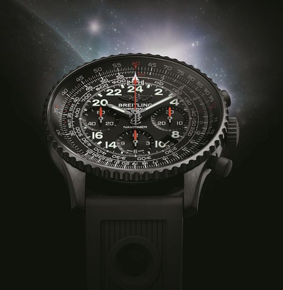 breitling-navitimer-cosmonaute-blacksteel-limited-edition-watch-1-570x583