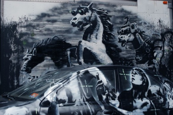 banksy-crazy-horse-2-630x420